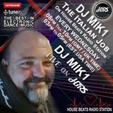 DJ Mik1 Presents The Italian Job Live On HBRS 15 - 11 - 17