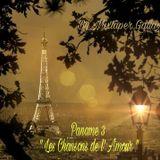 Panme 3 , Chansons de l'Amour