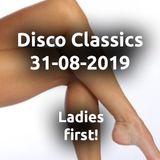 Disco Classics Radio Show 31-08-2019 derde uur