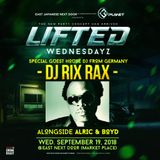 LIFTED WEDNESDAY LIVE recording @eastjapanesenextdoor kingston jamaica 100% house music