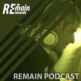 Remain Podcast 21 mixed by Axel Karakasis