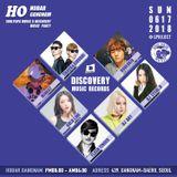 DJ AKY DJ LIVE DMR X SOULPAPA MUSIC @ Hobar, Seoul, Korea 17th June, 2018