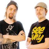 Uusi Ateena 13/01/13 @ Bassoradio. DJ's Joniveli & Soul Valpio with special guest star DJ Tekno P.