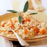 RISOTTO FOR BREAKFAST
