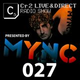 MYNC presents Cr2 Records Radio show 027 [23/09/10]