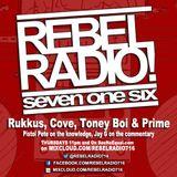 2017-03-30 Rebel Radio 716 Show 121 with Yukmouth