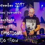 RAVE EMOTIONS RADIO SHOW (13RaVeR) - 13.09.2017. Neophyte Guest Mix @ RAVE EMOTIONS