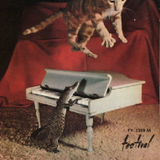 Timmy Soul Presents : Uptight kitty-cat/Eek a crocodile !