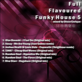 Full Flavoured Funky House vol 5