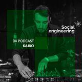Social Engineering podcast 04 KAJKO