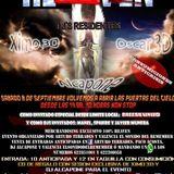 Sesion Discoteca HEAVEN, en cabina Manel Ruiz ,Dj Crack 08.09.12  23:00h