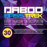 BASS TREK E30 with DJ Daboo on bassport.FM