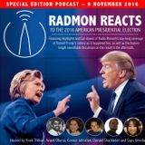 RadMon Reacts: The 2016 US Election