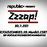 H3 presents Zzzaptape!!!