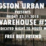 Naq at kingston urban pub Liege (Bel ) Nov 2018