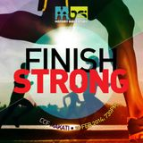 20140210 | MBS - Finish Strong - by Dan Rivera