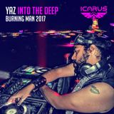 Yaz // Into The Deep: Icarus // Burning Man 2017