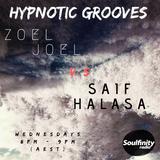 ZoelJoel - Hypnotic Grooves - Saif Halasa B2B ZoelJoel #1 @Frequencies.tv - Vol. 15 2nd May 2018