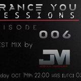 Joshua Márquez Guest Mix @ Trance You Sessions 006  10.14.14