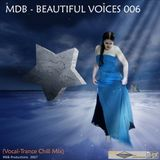MDB - BEAUTIFUL VOICES 006 (VOCAL-TRANCE CHILL MIX)