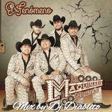 """La Maquinaria Norteña """"El Fenomeno Mix"""""""