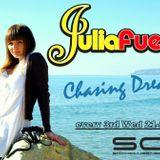 Julia Fuego - Chasing Dream 004 on SCS.FM 18.07.2012