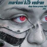 Vedran b2b Markoni - Deep house - Promo Feb 2014