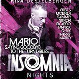 dj's Ricardo & Jannick @ Riva - Insomnia Nights 22-08-2015