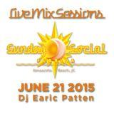 SUNDAY SOCIAL FLORIDA [Pensacola Beach]  June 21st | Dj Earic Patten [Strictly Rhythm] | USA