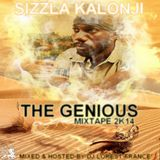 BRAND NEW 2014***SIZZLA KALONJI NEW MIXTAPE THE GENIOUS BY DJ LOREST FRANCE LIMITED FREE DOWNLOAD
