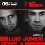 Luis Junior - Live ta Lenin Club, Kazan, Russia (06-04-2013)