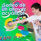 Sesión del sorteo - Xabi Rain
