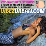 Coconut Wata Sessions w. Skrewface @ VibezUrban 22nd july