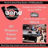 All Women's Voices with Nilla (WIB Rap Radio)