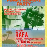 Classic Dancehall Reggae live set recorded at Heron Arts SF 7/7/12