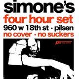 DJ Form @ Simone's, Chicago, 10/19/12