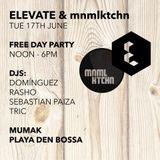 Elevate Mumak Ibiza - Tric & Sebastian Paiza