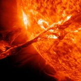 Incinerating Solar Flare - Mix 01-02-2015