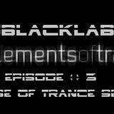DjBlacklabel - Sense Of Trance Series - The Elements of Trance#3