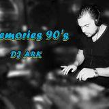 DJ ARK memories 90's