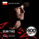 Sean Tyas – FSOE 400 Stocznia, Gdansk, Poland [14.08.2015]