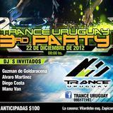 Trance Uruguay 3rd Party @ La Casona, MVD, 2012-12-22