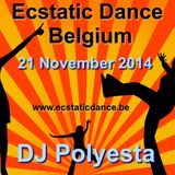 Ecstatic Dance Belgium DJ Polyesta 21 nov 2014