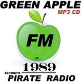 Micky Finn & MC GQ - Green Apple Radio - 1992