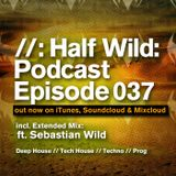 Half Wild: Podcast // Episode 037 // Extended Mix: Sebastian Wild
