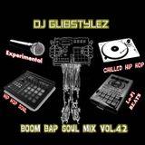 DJ GlibStylez - Boom Bap Soul Mix Vol.42 (Chilled Hip Hop Soul & Lo-Fi Beats)