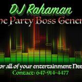 SOCA MIX INTRO - DJ RAHAMAN