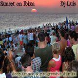 Dj Luis - Sunset On Ibiza