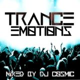 Trance Emotions - Mixed by DJ Cosmic