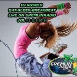 Live on GremlinRadio.com VOL 02 (02-05-2018)